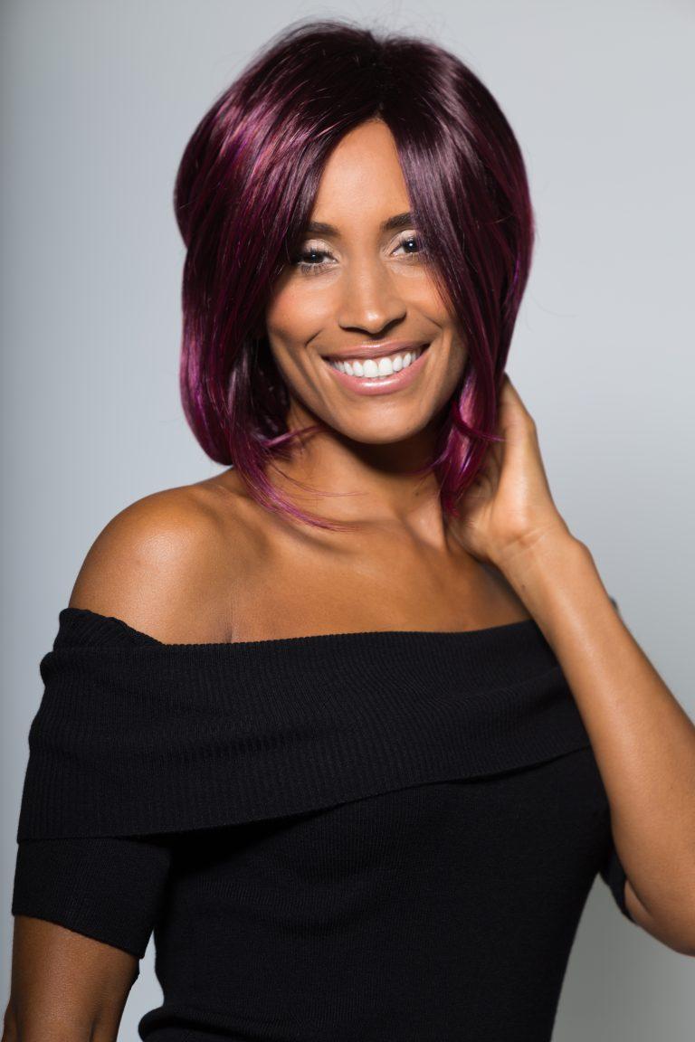 Aria Plumberry Jam wig