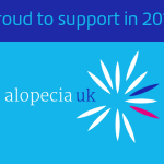 Crewe Hair and Skin Clinic is Proud to Support Alopecia UK.