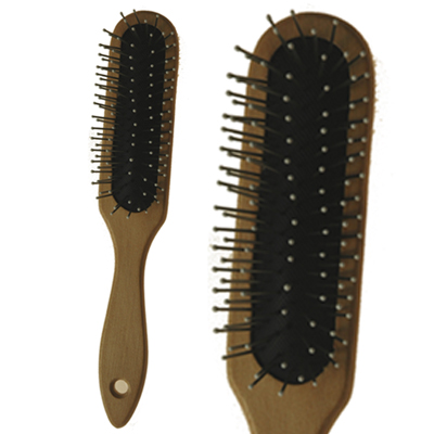 Brush for synthetic wig