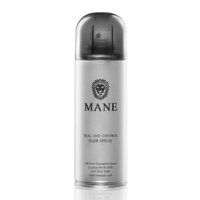 Mane hair seal and control spray