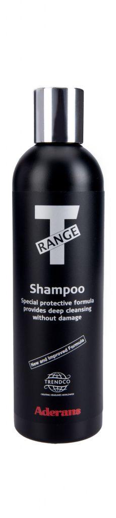 T range softening shampoo
