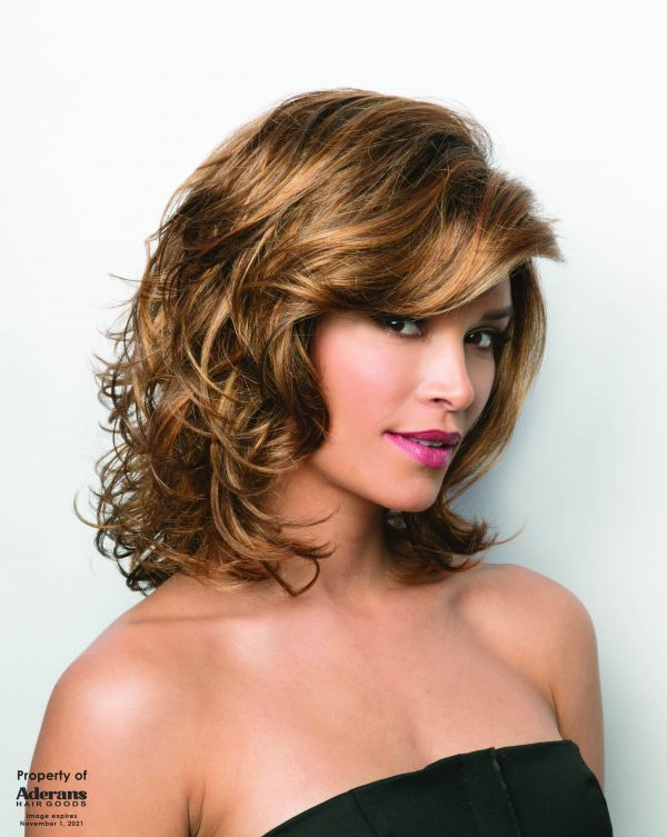 India wig in Honey Brown shade