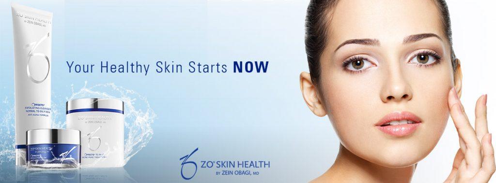 Get skin ready