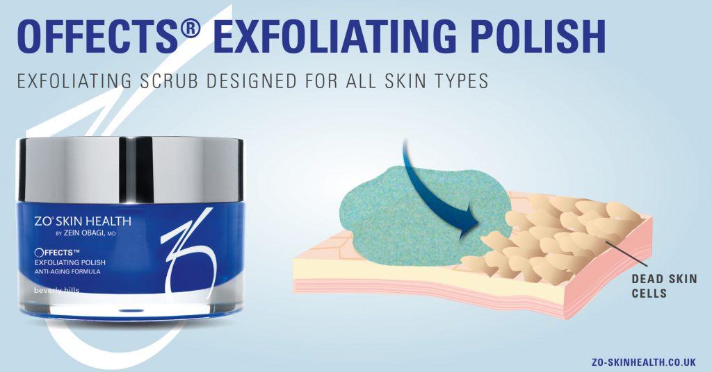 Effects exfoliating polish
