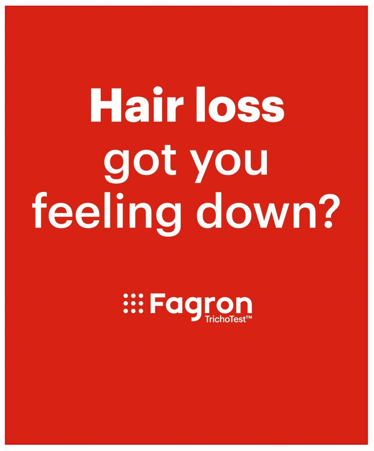 Hair Loss got your feeling down?