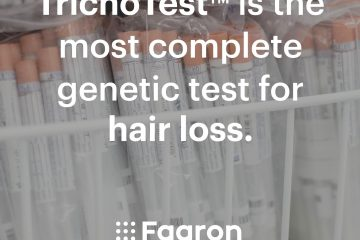 TrichoTest - complete genetic test for hair loss