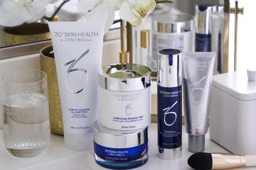 Zo Skin health product display