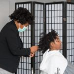Afro-textured hair services