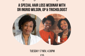 IG Dr Ingrid Hair Loss Webinar Graphic