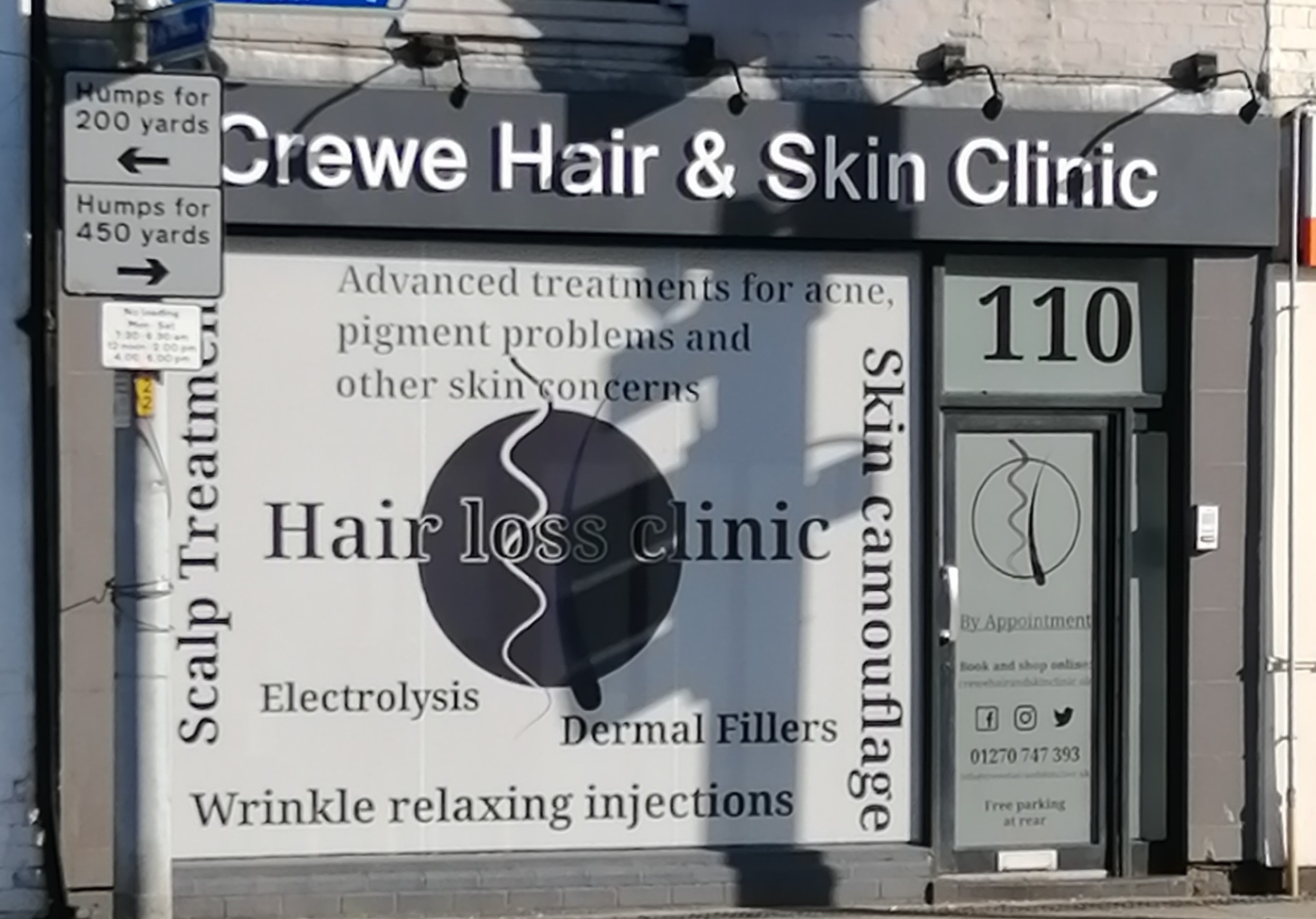 Crewe Hair and Skin Clinic