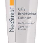 Ultra brightening cleanser
